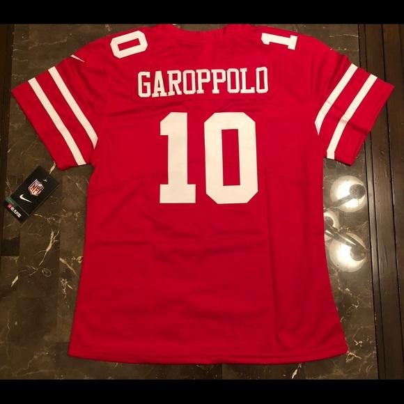 Jimmy Garoppolo 49ers WOMENS jersey 876968bca8